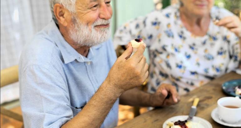 """Питание в пансионате для пожилых """"Гармония"""""""