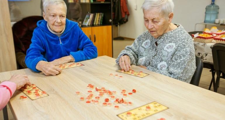 организация досуга в доме престарелых
