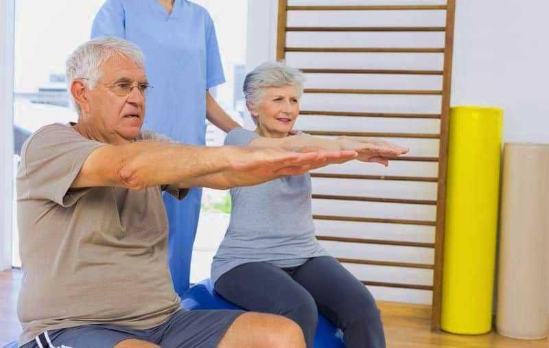 Гимнастика при болезни Паркинсона
