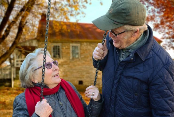 Подготовка к проживанию в доме престарелых