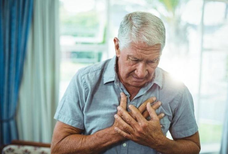 Одышка у пожилых людей