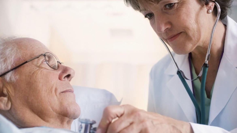 Пневмония у пожилых