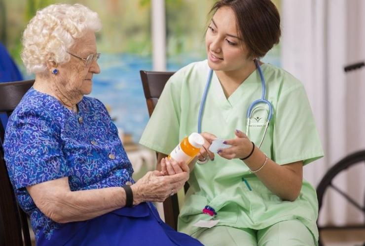 Рассеянный склероз у пожилых людей