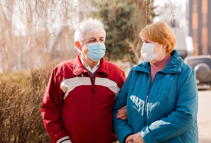 Как уберечь пожилых людей от коронавируса