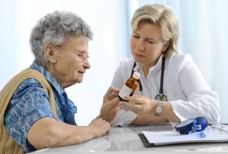 ОРВИ у пожилых людей