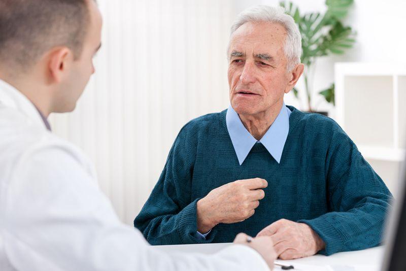 Рак у пожилых людей