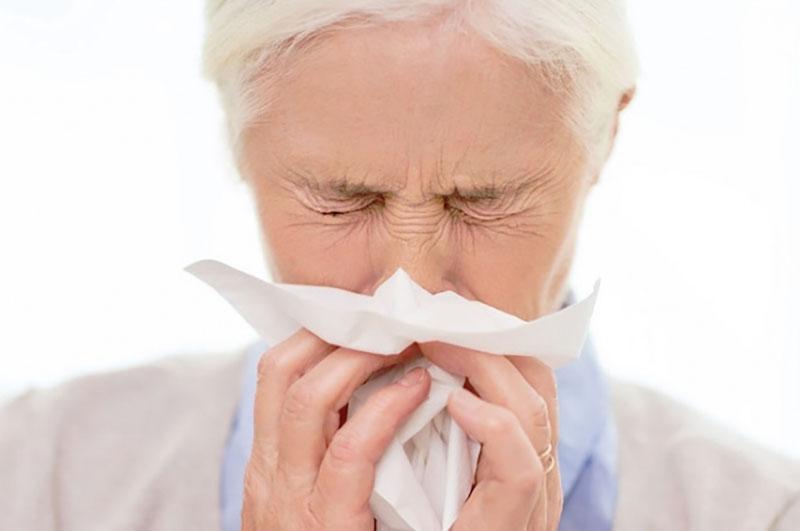 Аллергические реакции в пожилом возрасте