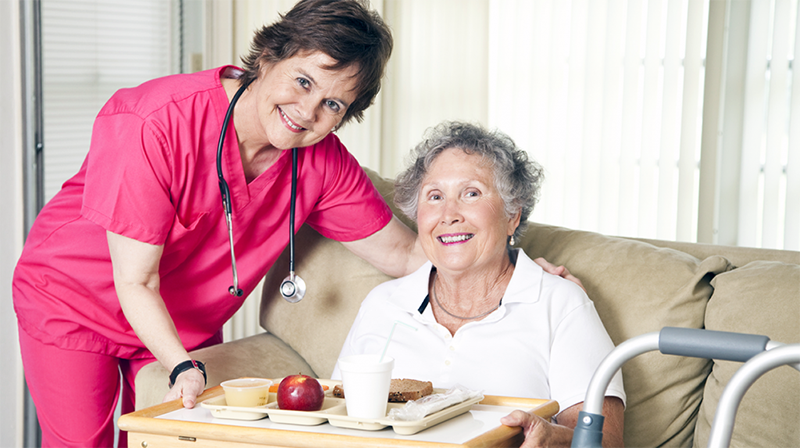 Дом престарелых за пенсию: как это устроить