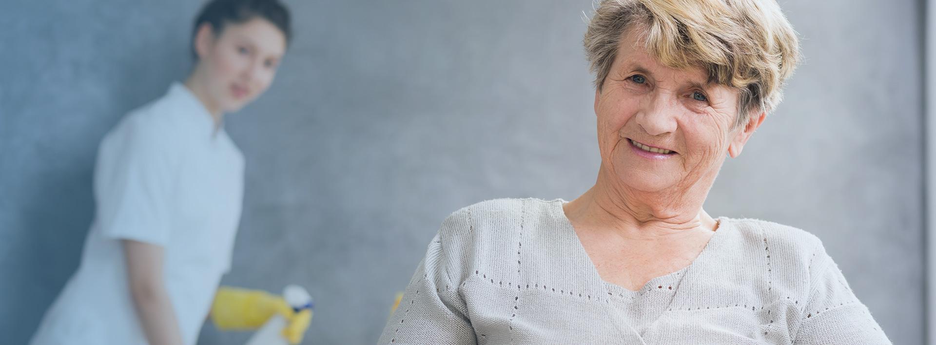 дома престарелых в Украине